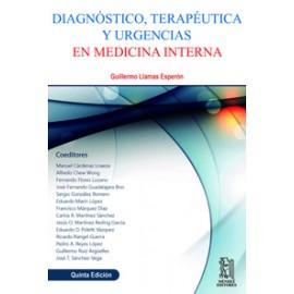 Diagnostico, terapéutica y urgencias en medicina interna - Envío Gratuito