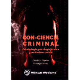 Con-ciencia criminal - Envío Gratuito