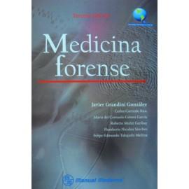 Medicina forense - Envío Gratuito