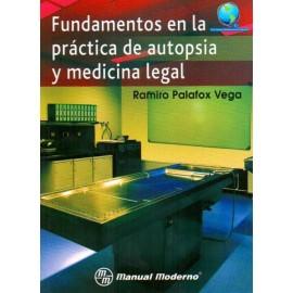 Fundamentos en la práctica de autopsia y medicina legal - Envío Gratuito