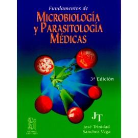 Fundamentos de microbiología y parasitología médicas - Envío Gratuito