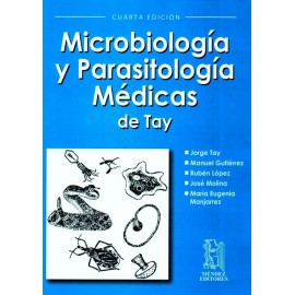 Microbiología y parasitología médicas de Tay - Envío Gratuito