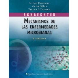 Schaechter. Mecanismos de enfermedades microbianas - Envío Gratuito