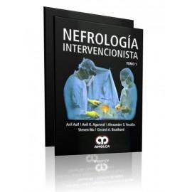 Nefrología intervencionista. 2 Tomos - Envío Gratuito