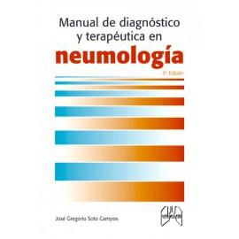Manual de diagnóstico y terapéutica en neumología - Envío Gratuito
