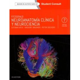 Fitzgerald. Neuroanatomía clínica y neurociencia - Envío Gratuito