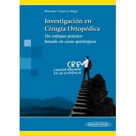 Investigación en Cirugía Ortopédica. Un enfoque práctico basado en casos quirúrgicos