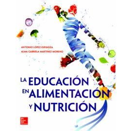 La educación en la alimentación y nutrición - Envío Gratuito