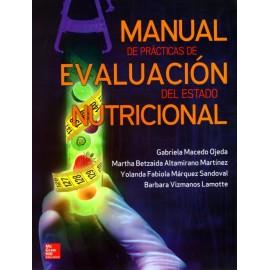 Manual de prácticas de evaluación del estado nutricional - Envío Gratuito