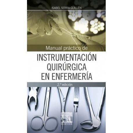 Manual práctico de instrumentación quirúrgica en enfermería - Envío Gratuito