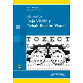 Manual de Baja Visión y Rehabilitación Visual - Envío Gratuito