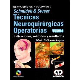Técnicas Neuroquirúrgicas Operatorias