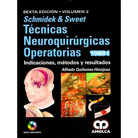 Técnicas Neuroquirúrgicas Operatorias - Envío Gratuito