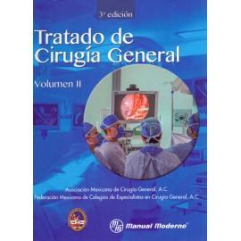 Tratado de cirugía general. 2 Volúmenes