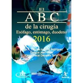El ABC de la cirugía 2016