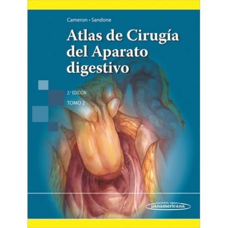Atlas de Cirugía del Aparato digestivo - Envío Gratuito