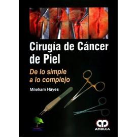 Cirugía de cáncer de piel