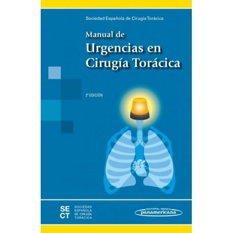 Manual de Urgencias en Cirugía Torácica - Envío Gratuito