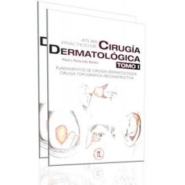 Atlas practico de cirugía dermatológica. 2 Tomos