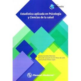 Estadística aplicada en Psicología y Ciencias de la salud - Envío Gratuito