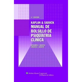 Manual de bolsillo de psiquiatria clinica - Envío Gratuito