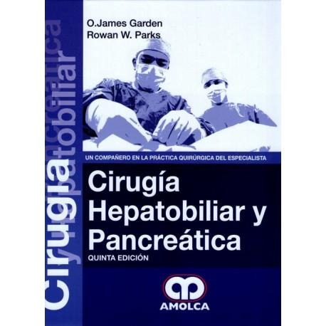 Cirugía Hepatobiliar y Pancreática - Envío Gratuito