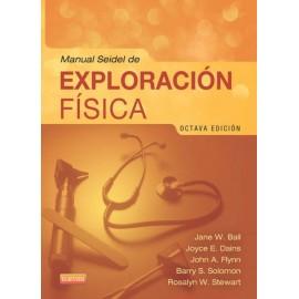 Manual Seidel de Exploracion Fisica - Envío Gratuito