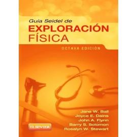 Guía Seidel de Exploración Física - Envío Gratuito