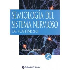Semiología del Sistema Nervioso de Fustinoni - Envío Gratuito