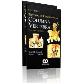 Tratado de Cirugía de la Columna Vertebral. 2 Volúmenes