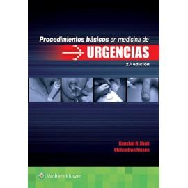 Procedimientos básicos en medicina de urgencias - Envío Gratuito