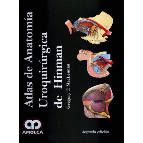 Atlas de anatomía uroquirurgica de hinman - Envío Gratuito