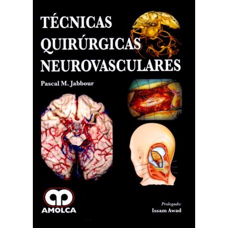 Técnicas quirúrgicas neurovasculares - Envío Gratuito