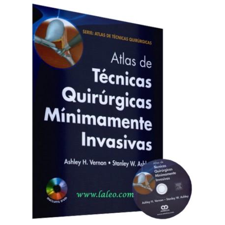 Atlas de Técnicas Quirúrgicas Mínimamente Invasivas - Envío Gratuito