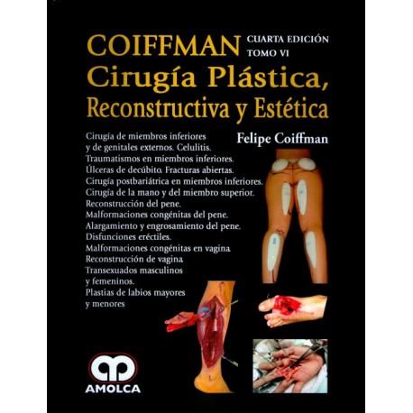 COIFFMAN VI: Cirugía de miembros inferiores y de genitales externos Amolca - Envío Gratuito