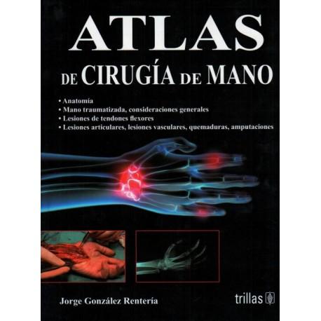 Atlas de cirugía de mano - Envío Gratuito