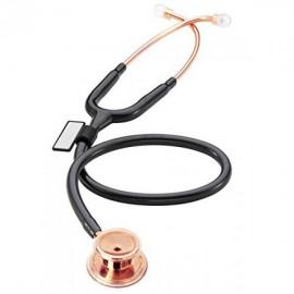 Estetoscopio MD One Rose Gold-Black MDF - Envío Gratuito