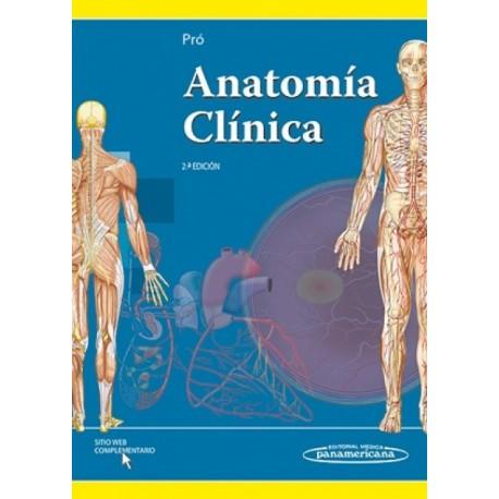 Anatomía Clínica - Envío Gratuito