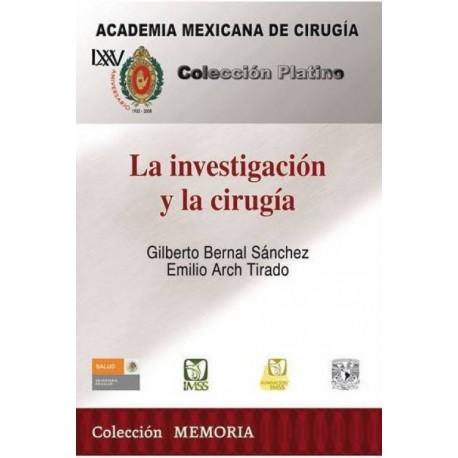 CPAMC: La investigación y la cirugía - Envío Gratuito