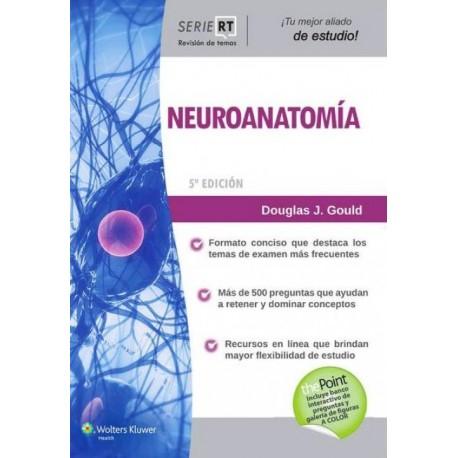 Serie RT. Neuroanatomia - Envío Gratuito