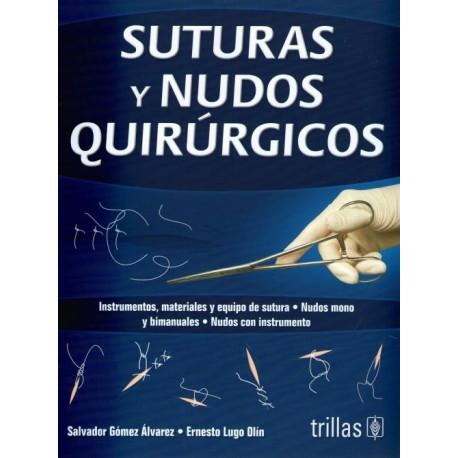 Suturas y nudos quirúrgicos - Envío Gratuito
