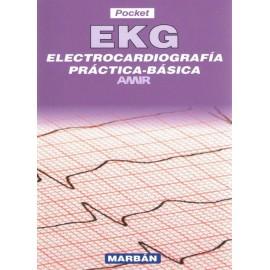 EKG. Electrocardiografía Práctica Básica AMIR Pocket