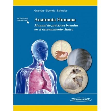 Anatomía Humana Panamericana - Envío Gratuito