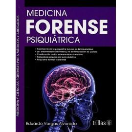 Medicina Forense Psiquiátrica - Envío Gratuito