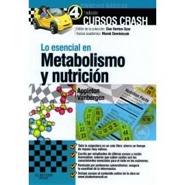 Cursos crash. Lo esencial en metabolismo y nutrición