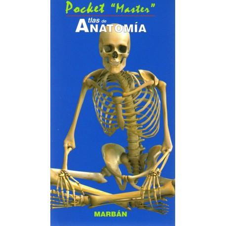 Pocket Master. Atlas de Anatomía - Envío Gratuito