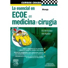 Cursos crash: Lo esencial en ECOE en medicina y cirugía