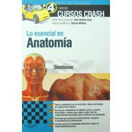 Cursos crash. Lo esencial en Anatomía
