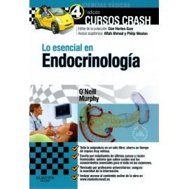 Cursos crash. Lo esencial en endocrinología - Envío Gratuito