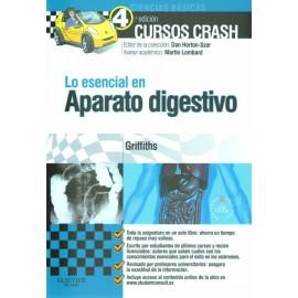 Cursos crash: Lo esencial en aparato digestivo
